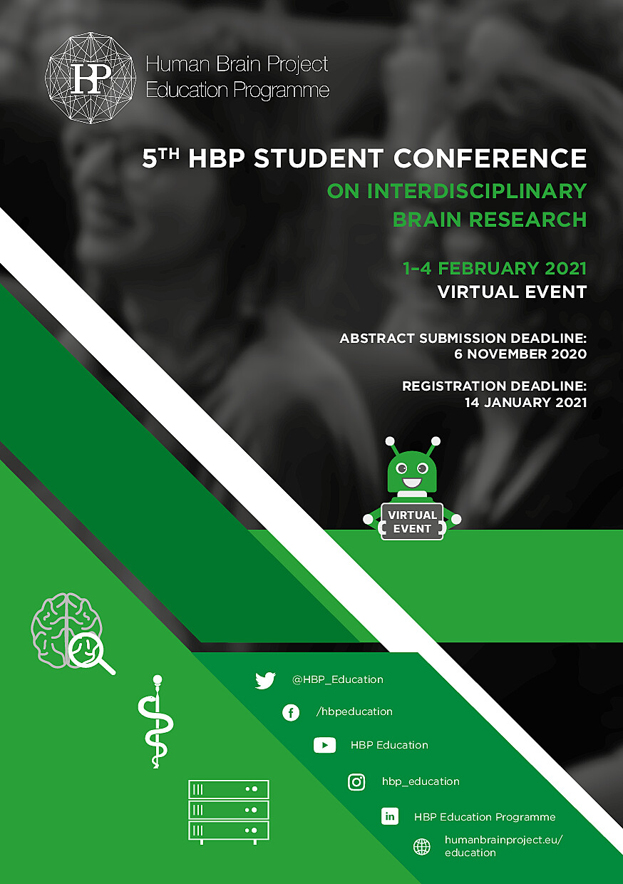 5th Human Brain Project Student Conference